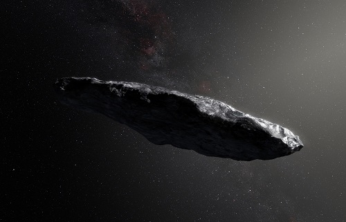 Mysterious Oumuamua space object has finally been identified