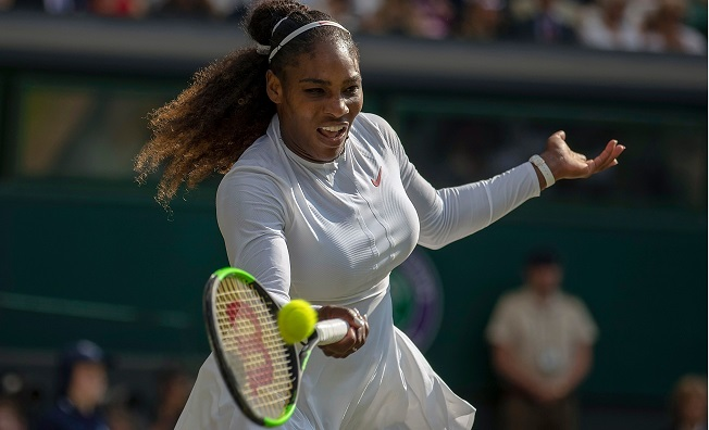 Mature Serena Williams sees positives in Wimbledon loss