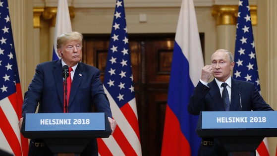 Putin says he wanted Trump to win in 2016, didnt interfere
