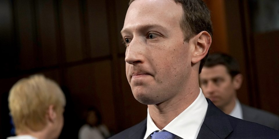 Mark Zuckerberg says Facebook wont ban Holocaust deniers because it wants to give people a voice