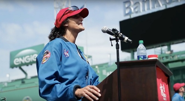 NASA Takes Over Fenway Park for Space-Mission Show