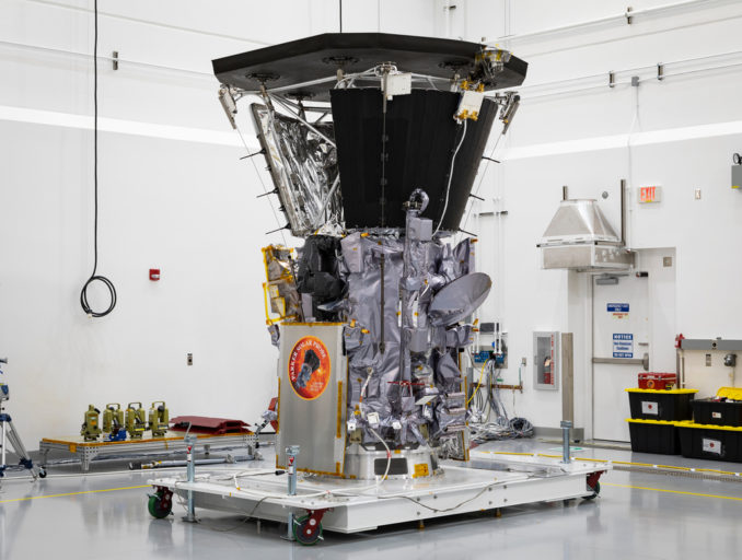 Launch of NASAs Parker Solar Probe rescheduled for Aug. 6
