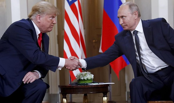 White House invites Putin to Washington for fall meeting