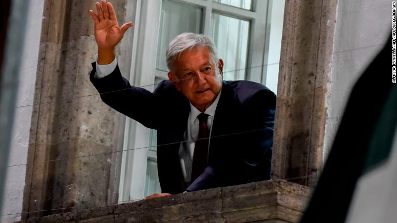 Leftist Lopez Obrador wins landslide victory in Mexico election