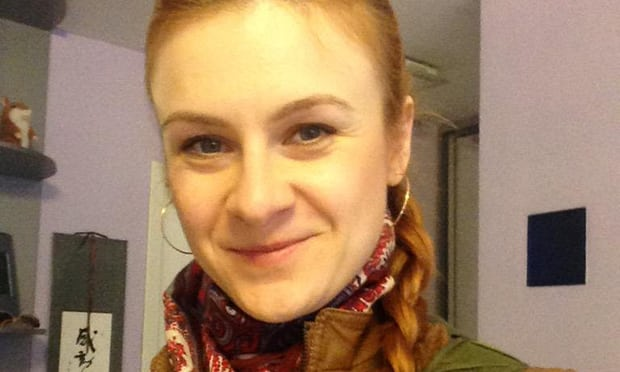 Russia tells US to release alleged spy Maria Butina after fabricated charges