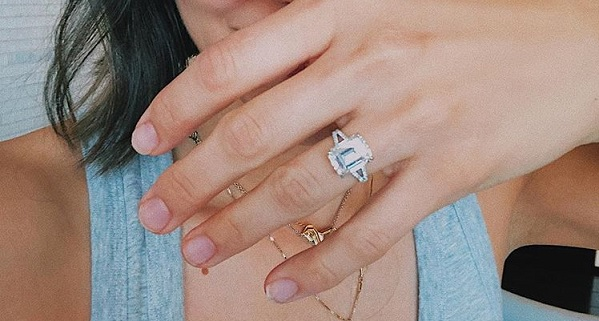 Katharine McPhee Shows Off Massive Engagement Ring In Emotional Post