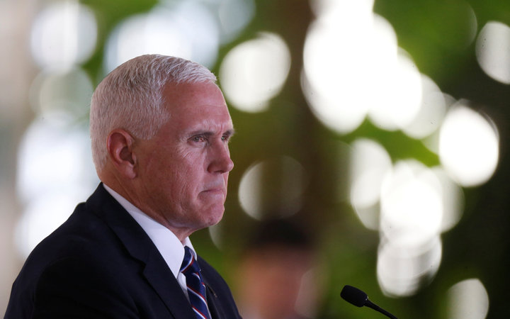 Mike Pence Says U.S. Will Sanction Turkey Unless American Pastor Freed