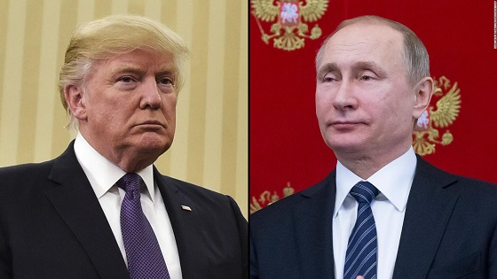 Putin is ready to go to Washington, invites Trump to Moscow