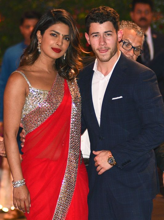Reports: Priyanka Chopra and Nick Jonas are engaged after two months of dating