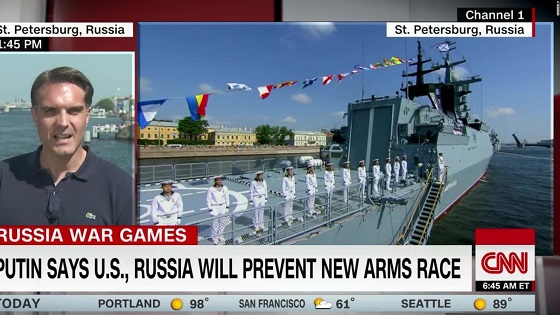 Russias navy parade: Big show without substance?