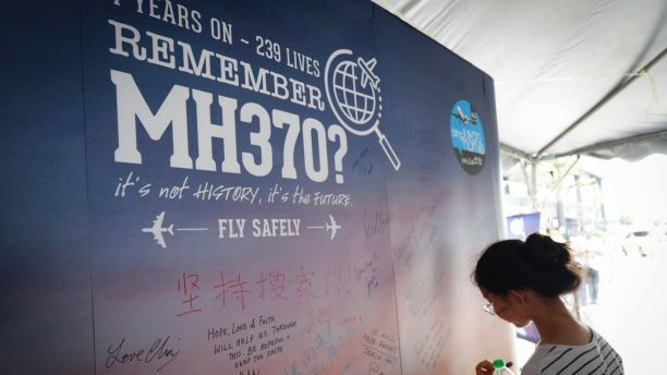 MH370 report says someone deliberately manipulated' plane's controls