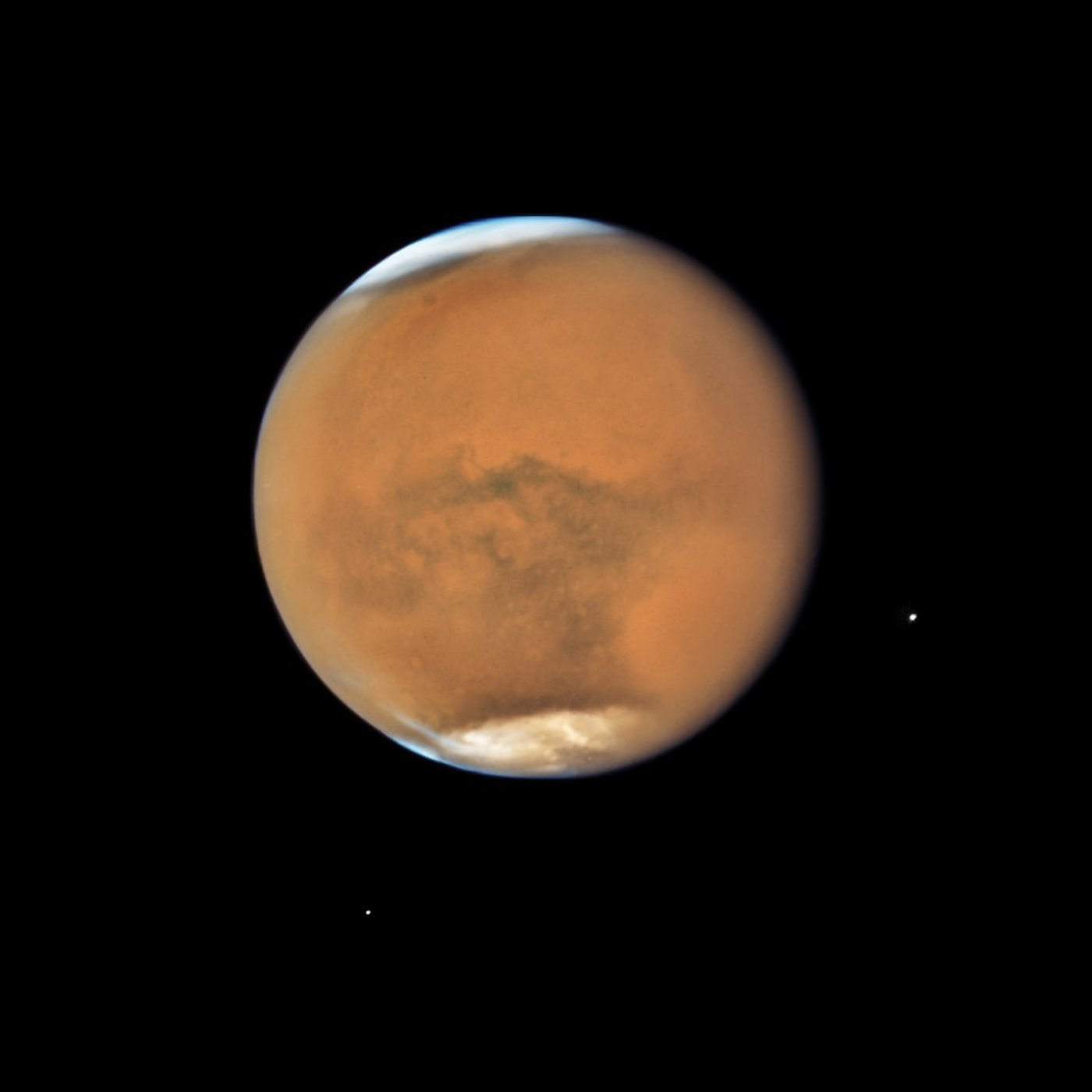 Mars Is At Its Closest to Earth Since 2003 Today! It Wont Be Closer Until 2287