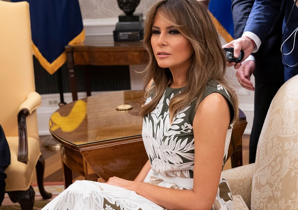 Todays talker: Melania Trump is making money as first lady ... bless her heart