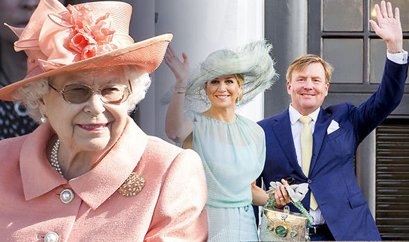 Queen invites King and Queen of Netherlands for state visit – but Meghan is not invited