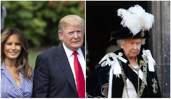 President Trump, Melania to meet Queen Elizabeth II at Windsor Castle during UK visit