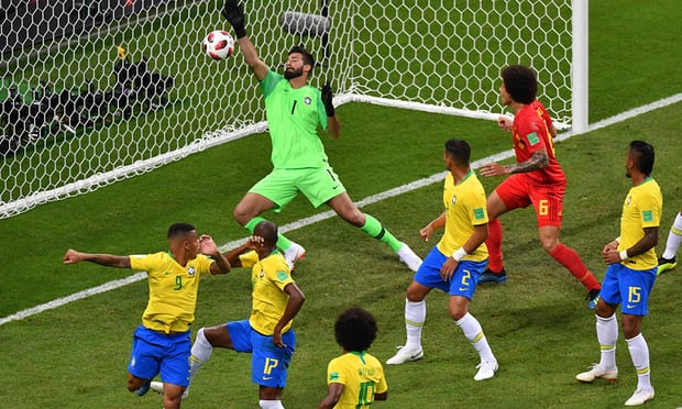 Brazil knocked out of World Cup by Kevin De Bruyne and brilliant Belgium