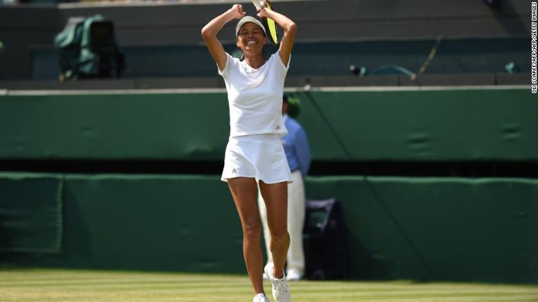 Womens top seed Simona Halep suffers shock defeat at Wimbledon
