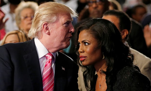 Omarosa says Trump is a racist who uses N-word – and claims theres tape to prove it