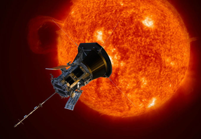 Parker Solar Probe cleared for Saturday launch to touch the sun