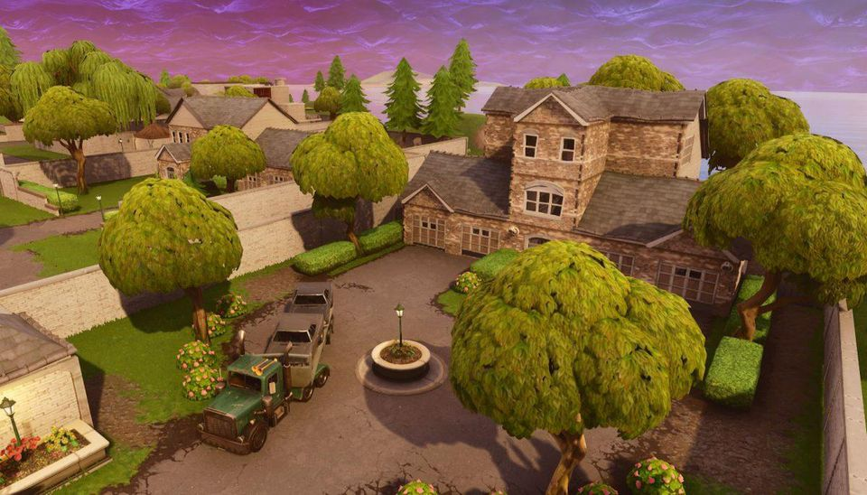 Fortnites Season 5 Snobby Shores Treasure Map: Where To Find The Treasure
