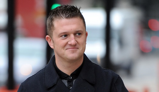 Tommy Robinson freed on bail as court orders retrial