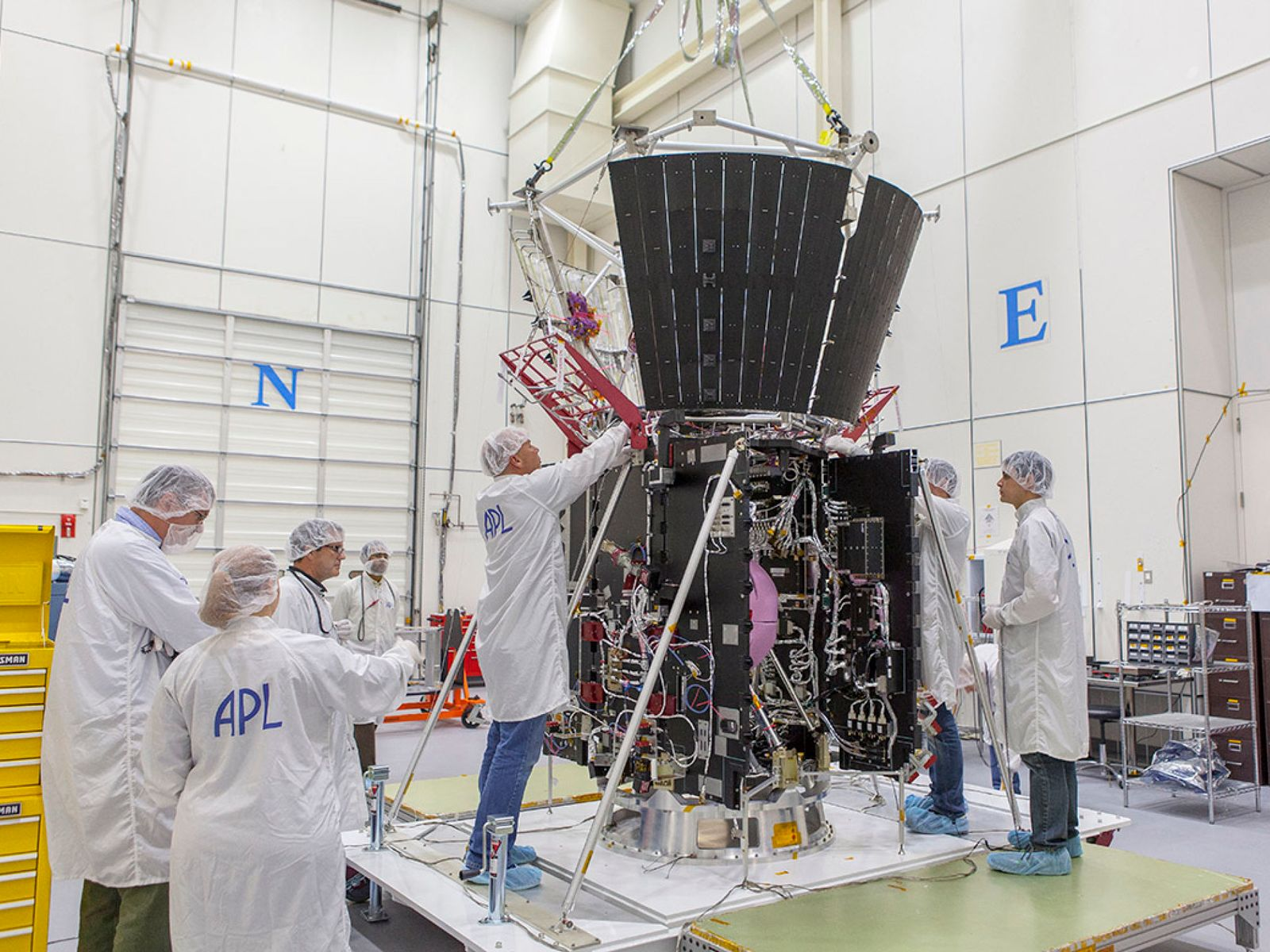 NASA delays launch of probe to touch the sun