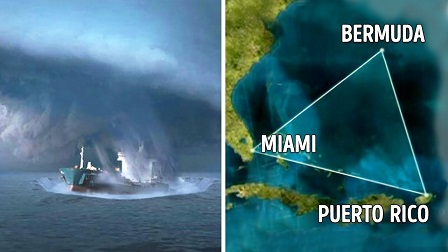 Bermuda Triangle mystery solved, scientists claim