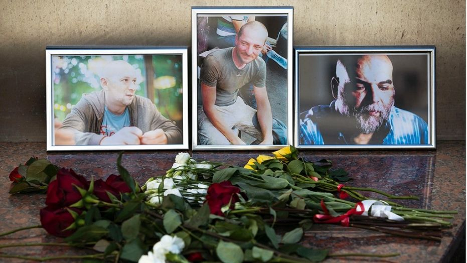 3 Russian journalists killed while filming documentary on private Russian security group in Africa