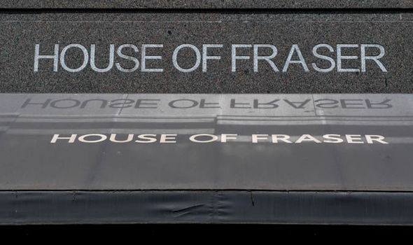 House of Fraser dodges administration as Mike Ashley seals £90m deal
