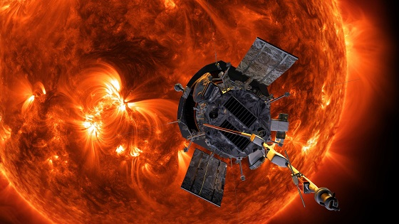 NASAs Parker Solar Probe blasts off on epic journey to touch the Sun