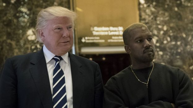 Kanye West: I wasnt stumped by Kimmels Trump question