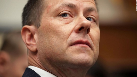 Peter Strzok fired from the FBI