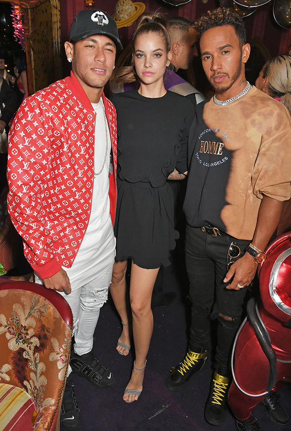 Lewis Hamilton news: Love interest Barbara Palvin sets record straight on romance