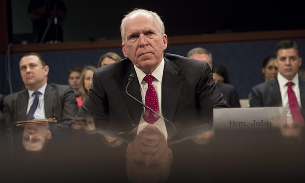 White House revokes security clearance of ex-CIA chief and Trump critic John Brennan