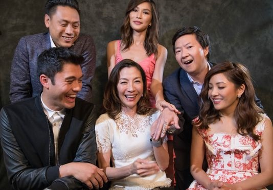 Inside our dinner with the historic cast of Crazy Rich Asians