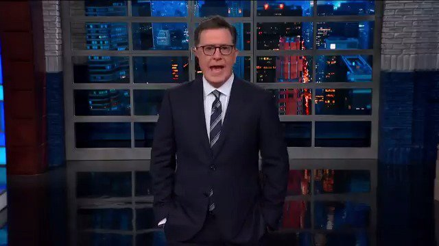 Colbert Has Savage Response To Sarah Huckabee Sanders' Latest Defense Of Trump