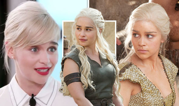 Emilia Clarke: Game of Thrones actress reveals the one question she HATES being asked