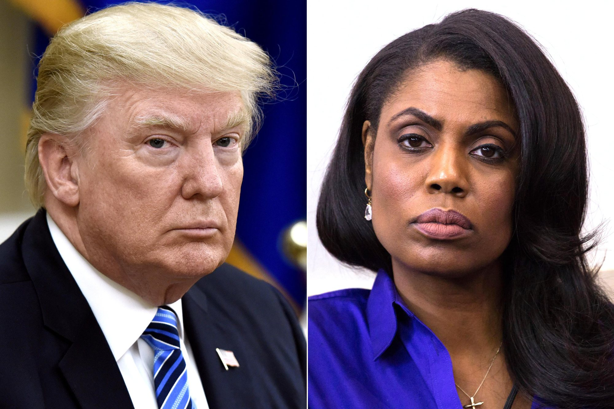Trump campaign files complaint against Omarosa, says she breached confidentiality agreement