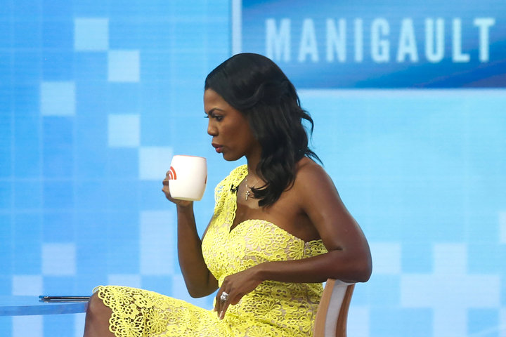 Omarosa Releases 'Secret Tape' Of Lara Trump Discussing Monthly Payments