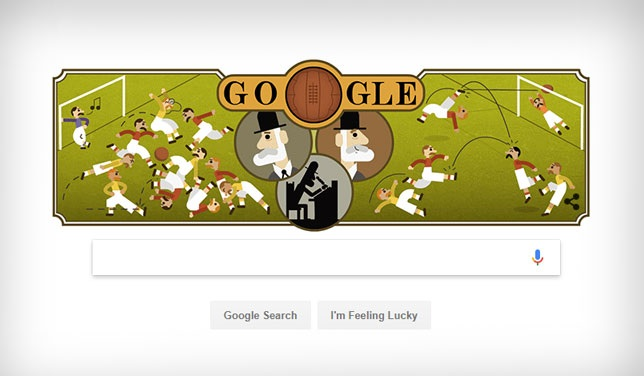 Ebenezer Cobb Morley: Google Doodle celebrates footballs founding father