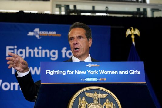 New York Gov. Andrew Cuomo: America was never that great