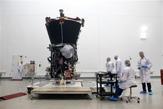 The big pull that will make the Parker Solar Probe the fastest human-made object