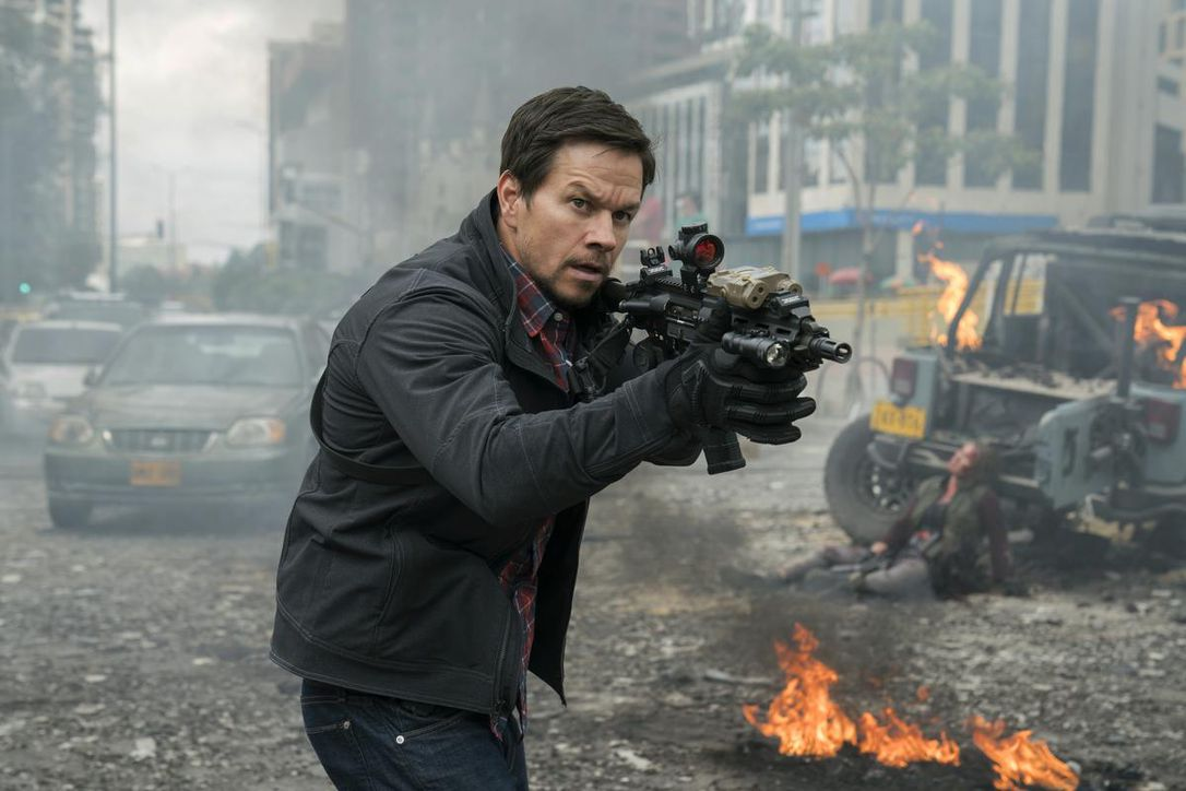 Mile 22 a fast-paced spy thriller