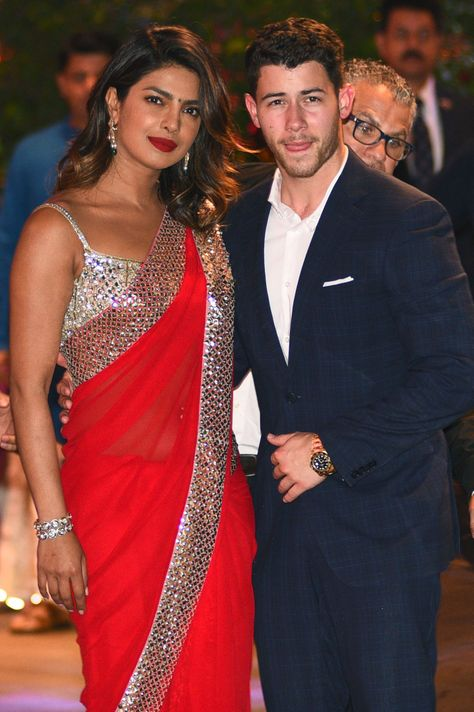 Nick Jonas and Priyanka Chopra confirm engagement, have ceremony in Mumbai