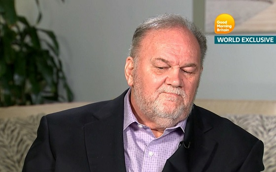 The Royal Family are like Scientologists because of their cult-like secrecy says Thomas Markle