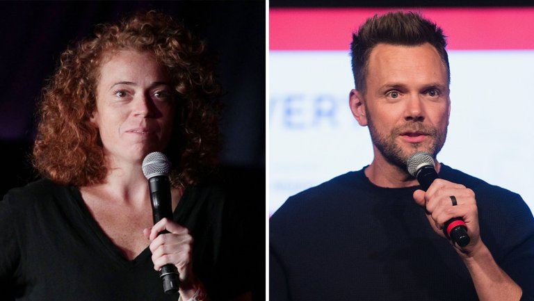 Michelle Wolf and Joel McHales Talk Shows Canceled at Netflix