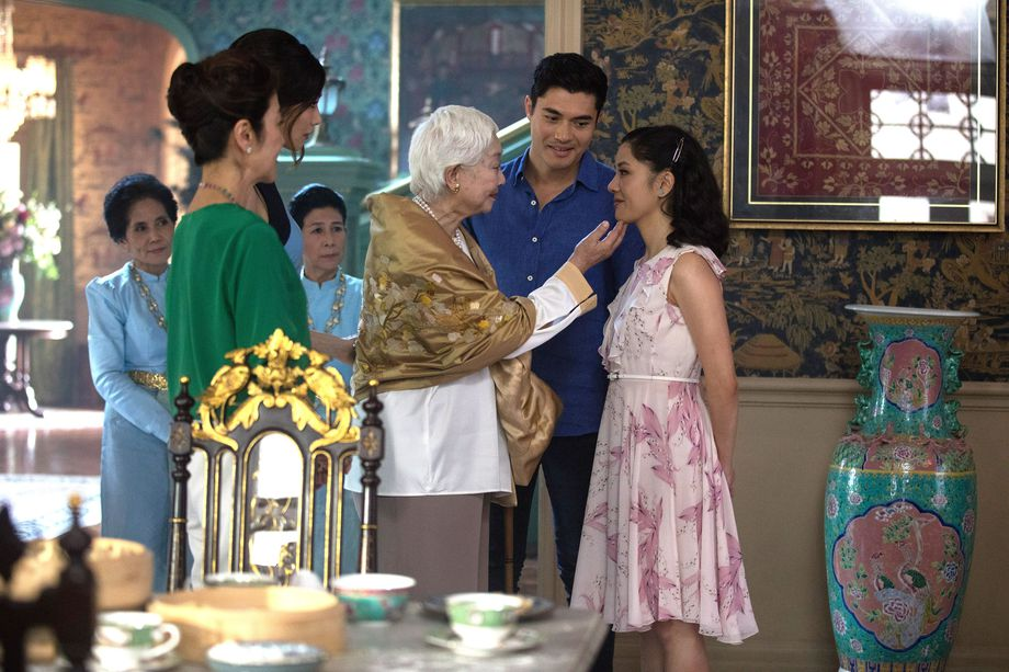 How Crazy Rich Asians turns a traditional Asian rom-com trope into a modern statement