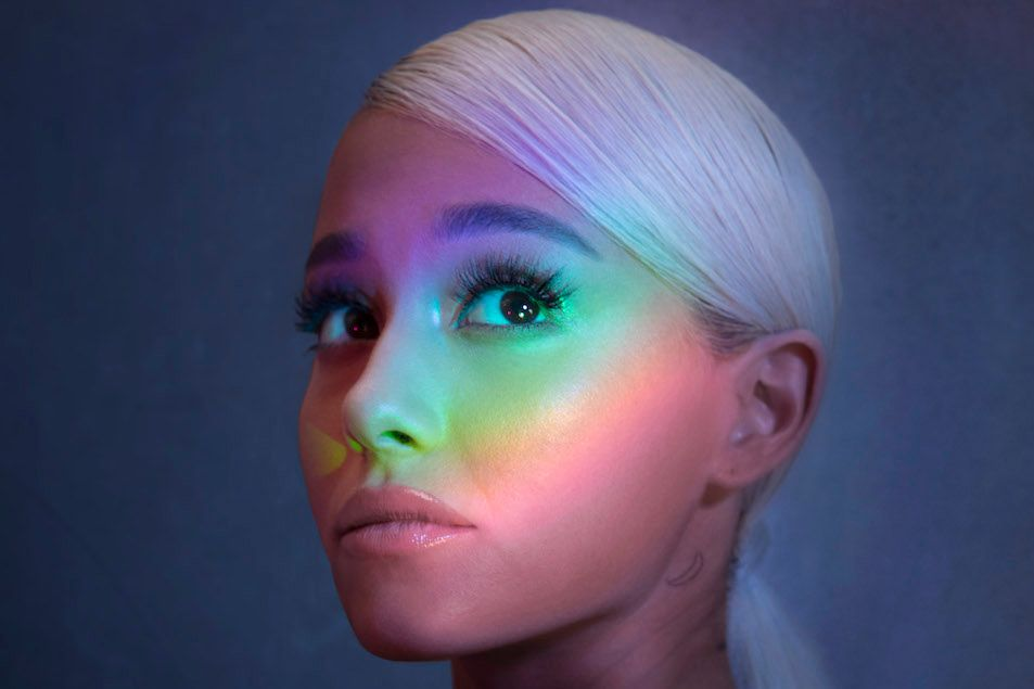 Ariana Grandes Sweetener Proves That Trap Is the New Pop