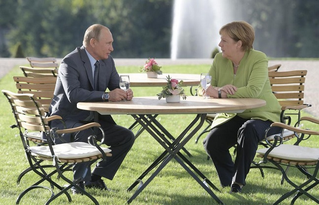 Putin to Merkel: the EU can't afford another migrant crisis