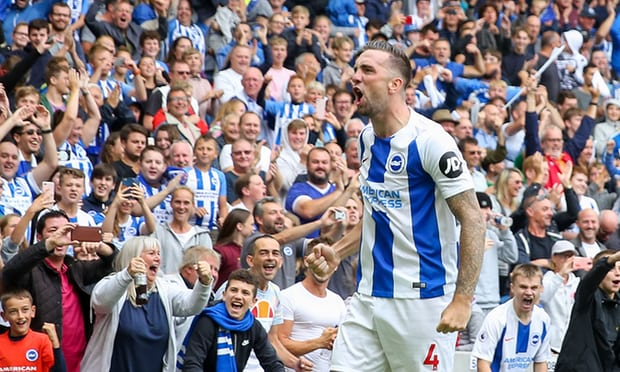 Brave and efficient Brighton see off a poor Manchester United effort
